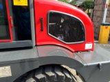 Trattore idraulico utilizzato del macchinario 50HP 4WD piccolo con il ventilatore di neve