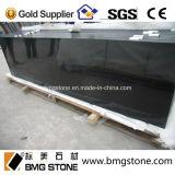 Populaire Stevige Countertop van het Graniet van de Oppervlakte Absolute Zwarte