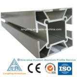 Os perfis de alumínio da extrusão expulsaram os perfis de alumínio
