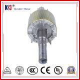 Motore elettrico a tre fasi di CA con poca vibrazione