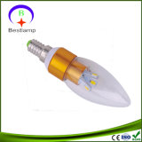 LED Candle Light mit 3PCS LED
