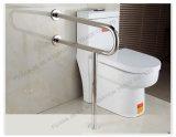 Banheiro de aço inoxidável em forma de U barra de segurança de segurança para o hospital (L08)