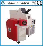 Горячие сварочный аппарат лазера ювелирных изделий для золота и серебристо