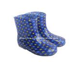 Estrella agradable botas de lluvia de los niños, niños de lluvia Zapatos