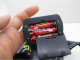Doppelter Schalter-doppelte Lichtquelle, Multifunktionshauptlampe