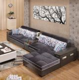 Venta caliente Muebles de casa Sofá Tela