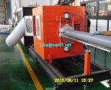 Extrusão do tubo do PVC