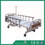 Letto di ospedale lussuoso con le doppie leve di giro (MT05083408)