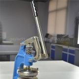 Бумажный автомат для резки Рук-Отжимает резец образца (GT-C75-2)