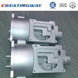 CNCの精密数値制御の機械化の部品