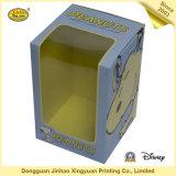 Caixa de empacotamento do presente do cartão com indicador UV (JHXY-PP0006)