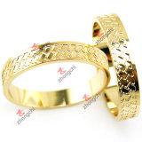 Form Gold Bangles Jewellry für Valentinstag Gift (B-16)
