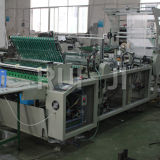 Automatisches Plastic Handle Bag Making Machine mit Handle Hole