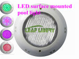 18wdc12V Stainless Steel Wall Mounted RGB LED Swimming Pool Lighting