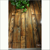 現代Rustic Style Smoke Color Strips Series 8mm/12mm Laminate Flooring