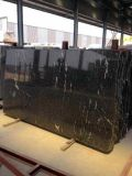 La Cina Jet Mist Black Granite per Building Materials