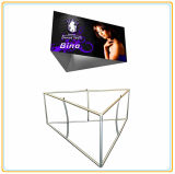Dreieckiges Hanging Sign Banner mit Stretch Fabric Graphics (20ft)