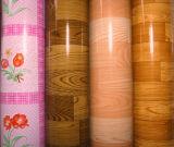 Schaumgummi-Vinylbodenbelag mit unterschiedlicher Farbe