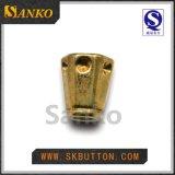 Tipo Níquel-Libre tapón del tapón del bloqueo de la cuerda de amortiguador auxiliar de la característica de la cuerda