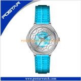 Neuester Entwurfs-wasserdichte Form-Dame-Uhr Psd-2888