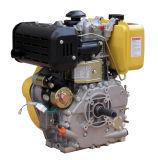 Dieselmotor met de Schacht van de Lat en de Filter van de Lucht van het Bad van de Olie (HR186FA)