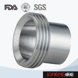 Montage van de Metalen kap van het roestvrij staal de Sanitaire Uitbreidende (jn-FL1001)