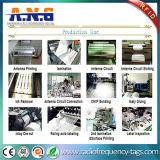 Einlegearbeit RFID Ntag213 des NXP Chip-NFC trockene HF-Einlegearbeit bekanntmachend