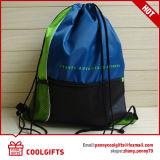 Poliéster novo saco de Drawstring 2016 210d personalizado para o presente da promoção