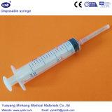 Siringa sterile a gettare con l'ago 20ml (ENK-DS-055)