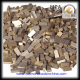 M Shape Diamond Segments for Granite Marble Limestone Sandstone Cutting Purpose