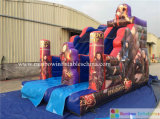 최신 판매 5.4X3.5X4m PVC 팽창식 활주 (RB6038-5)