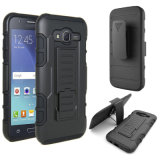 Гибрид 3 в 1 аргументы за Samsung J5 телефона защитника панцыря