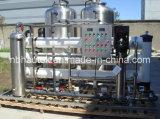 Macchina industriale di trattamento delle acque del RO di uso