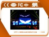 Precio barato P6 grande de China que hace publicidad de la visualización de LED de interior para el alquiler