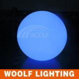 再充電可能な電池式のプラスチックLED球