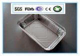 Huhn-Gebrauch-Aluminiumfolie-Tellersegment