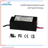 Pilote 13W 325mA courant constant Triac Dimmable LED