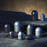 Кнопка карбида вольфрама для бурения нефтяных скважин