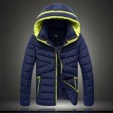 Куртка Hoody зимы теплая напольная вниз вскользь для людей
