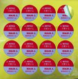 Producto industrial de impresión de etiquetas