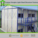 Casa pré-fabricada de isolamento elevada para a venda