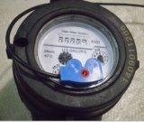 Contador seco Dn15-Dn de la agua fría de Dail del Multi-Jet plástico con salida de pulso