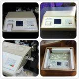 Analizador del sulfuro de la fluorescencia de la radiografía para los productos petrolíferos