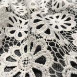 Tissu en nylon de lacet de robe d'été de 2017 dames de mode