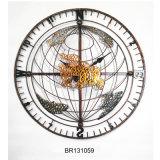 Relojes de pared grandes del metal del reloj