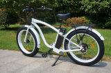 Strand-Kreuzer-Fahrrad des fetten Gummireifen-500W elektrisches