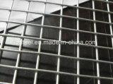 Сваренная панель ячеистой сети (steel-007)