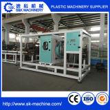 Chaîne de production en plastique d'extrudeuse de PVC de série de Sjsz