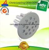 중국 OEM / ODM 도매 천장 조명 알루미늄 부품을 주조 LED