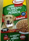 Sachet en plastique comique de qualité pour l'aliment pour animaux familiers